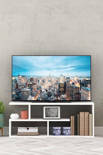 Beyaz Masal Tv Sehpası