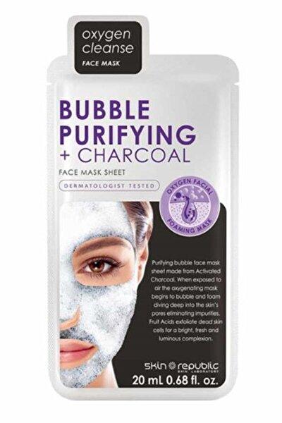 Bubble Purifying Kömür Yüz Maske 25 Ml