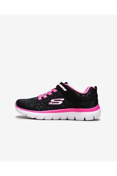 SUMMITS-WORTH WILD Büyük Kız Çocuk Siyah Spor Ayakkabı