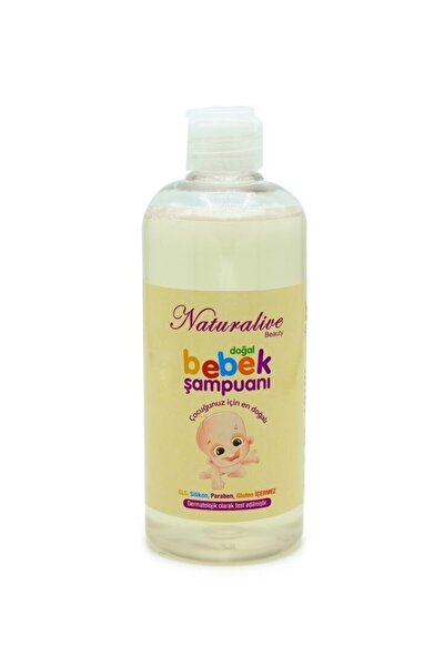 Naturalive Bebek Şampuanı 500ml