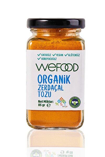 Organik Zerdeçal Tozu 85 Gr