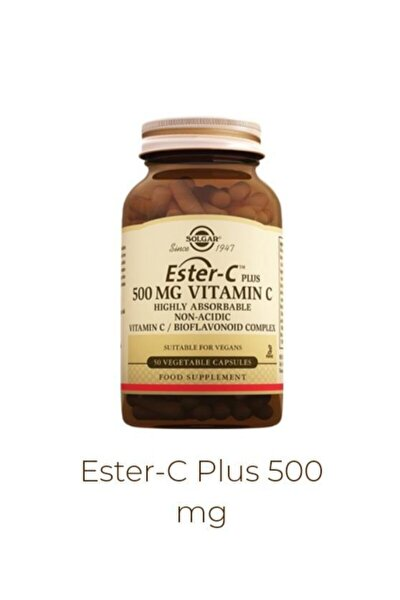 Ester-c® Plus 500 Mg 100 Tablet