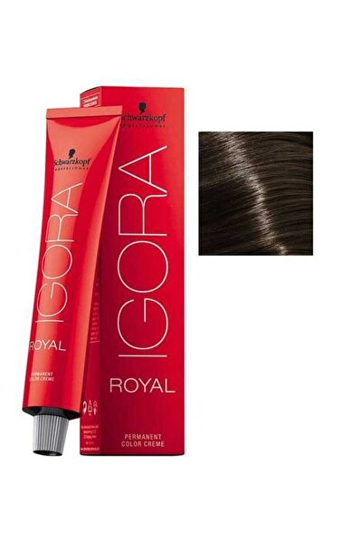Royal 6-0 Koyu Kumral 60ml