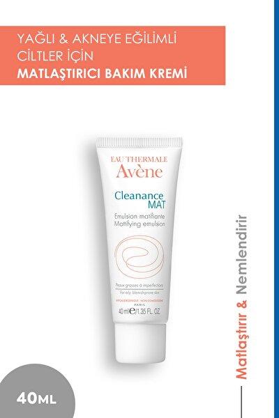 Cleanance Mat Emulsion Matifiante 40 Ml - Yağlı Ciltler Için Nemlendirici Krem