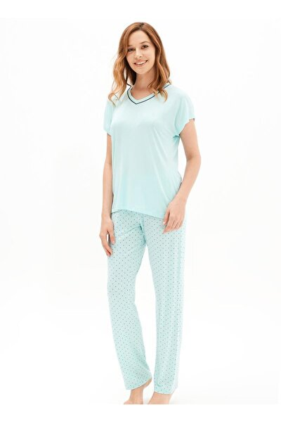 Black Spade 50526 Kadın Pijama Takımı