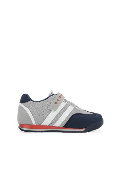Axcel Sneaker Çocuk Ayakkabı Lacivert / Gri Sa11lf044
