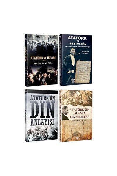 Atatürk Ve Islam Seti - 4 Kitap
