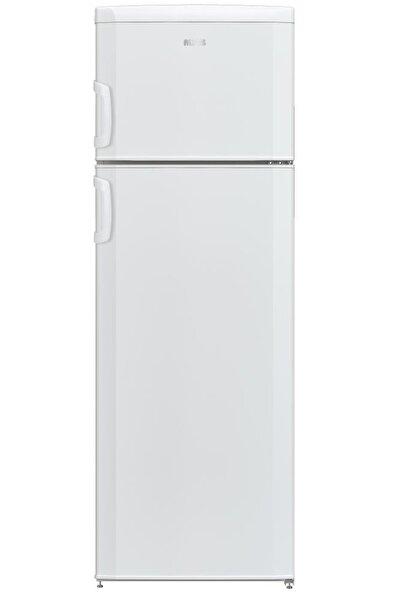 AL 328 T A+ 280 Lt Statik Çift Kapılı Buzdolabı