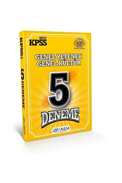 2021 Kpss Genel Yetenek-genel Kültür Osym Formatında Tamamı Çözümlü 5'li Deneme