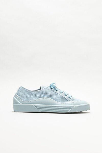 Kadın Mavi Spor Ayakkabı