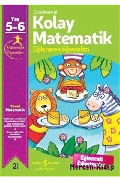 Çıkartmalarla Kolay Matematik (5 - 6 YAŞ)
