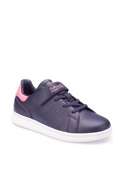Plain J Mor Pembe Kız Çocuk Sneaker Ayakkabı 100322111