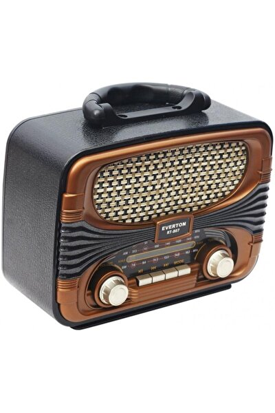 Everton Rt-807bt Usb-sd-fm-bluetooth Nostaljik Radyo