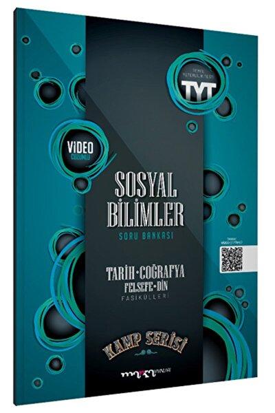 Tyt Sosyal Bilimler Kamp Serisi Soru Bankası