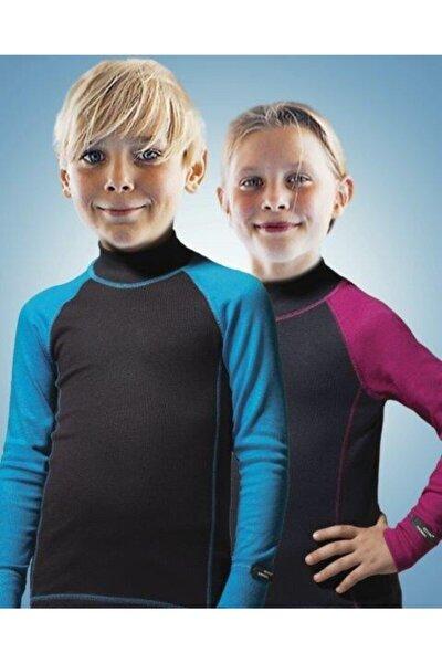 Thermal Sports Çocuk T-shırt Mavi 104/110