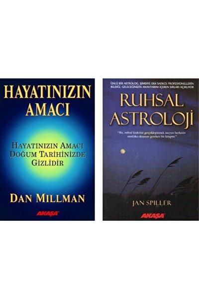 Hayatınızın Amacı Doğum Tarihinizde Gizlidir / Ruhsal Astroloji 2 Kitap Set