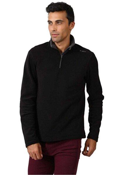 Fuga Bay Mikro Polar Sweater - Siyah