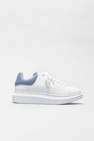 Mavi Kadın Spor Ayakkabı