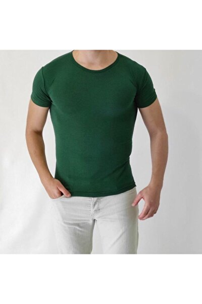 Unisex Slim Fit Basic Tshirt
