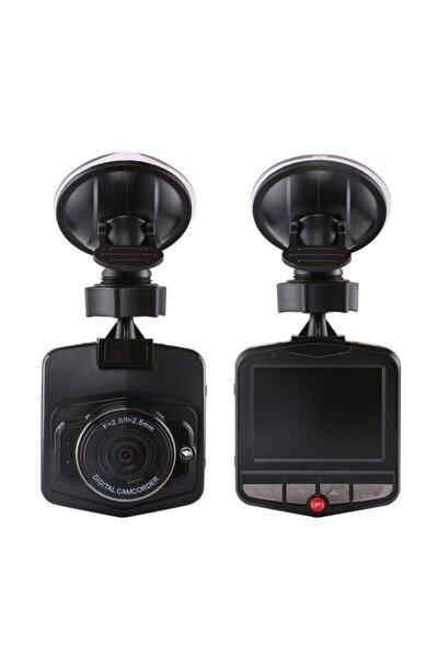 Gece Görüşlü Mikrofonlu Full Hd Araç Yol Kayıt Kamerası 1080p Dvr