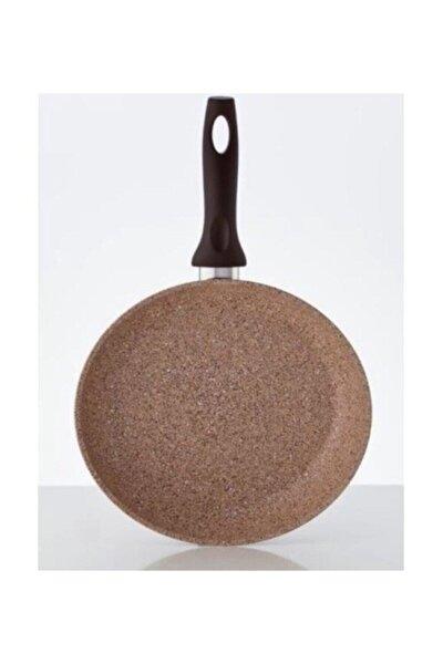 Cre 3025 Creamy Granitec 24 Cm Tava