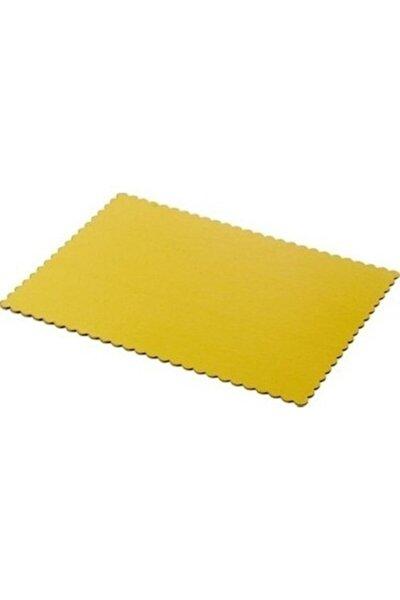 Pasta Altlığı Gold Mendil Kalın 38x40 Cm - 5 Adet