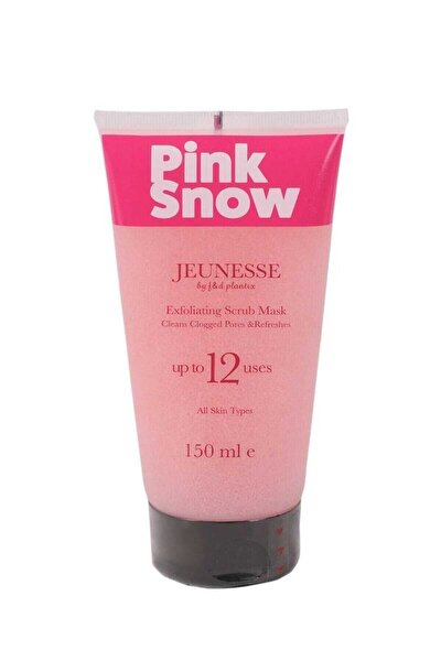 Jeunesse Pink Snow Exfoliating Scrub Mask - 150 ml. 8697869093391