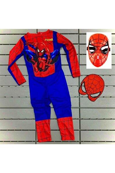 Yeni Örümcek Adam 2 Maskeli Kostüm