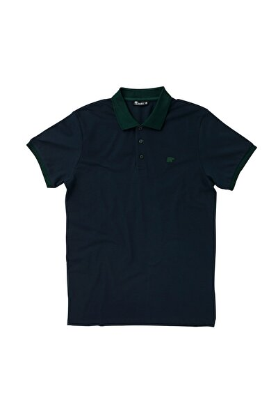 SWITCH PIQUE POLO NAVY