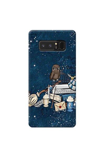 Samsung Galaxy Note 8 Harry Potter Tasarımlı Telefon Kılıfı Y-hry006