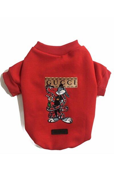 Gg Armalı Sweatshirt Kedi Ve Küçük Irk Köpek Kıyafeti