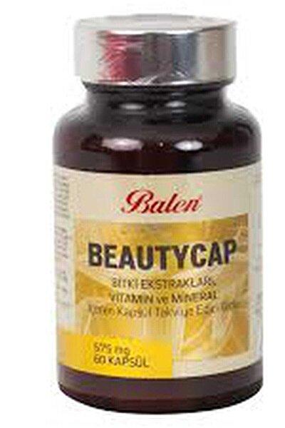 Beautycap Bitki Ekstraktları Vitamin Ve Mineral Takviyesi