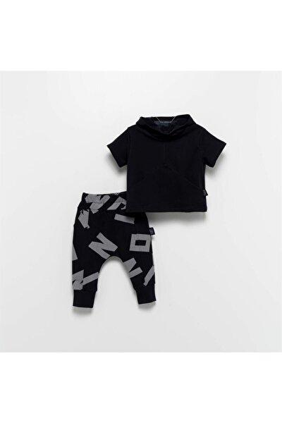 Moinoi %100 Pamuklu Carpe Diem Bebe Takımı Miniropa