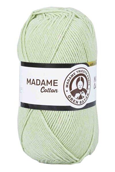 Madame Cotton El Örgü Ipi Yeşil 019