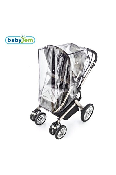Yeni Bebek Arabası Yağmurluğu Fitalatsız 205