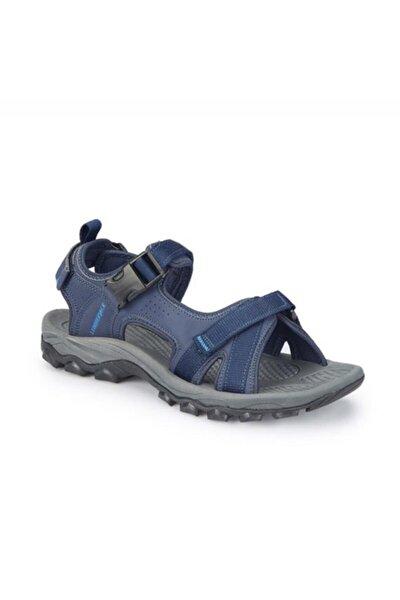 Erkek Lacivert Laggun Comfort Casual Outdoor Spor Sandaleti