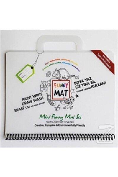 Akademi Çocuk 1146 Funny Mat Mini Set