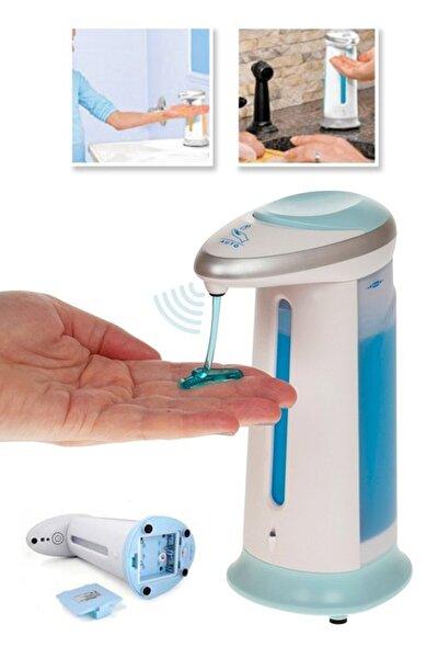 Pratik Sensörlü Otomatik Sıvı Sabunluk Soap Magic