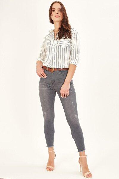 Taşlanmış Pantolon