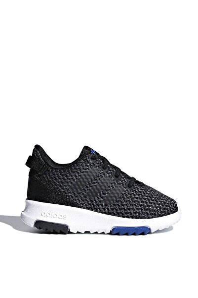 Db1870 Siyah Siyah Lacivert Unisex Çocuk Koşu Ayakkabısı 100409030