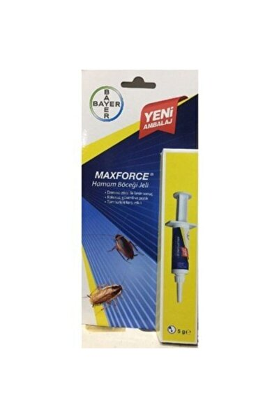 Maxforce Platin Jel 5 Gr Hamam Böceği Jeli