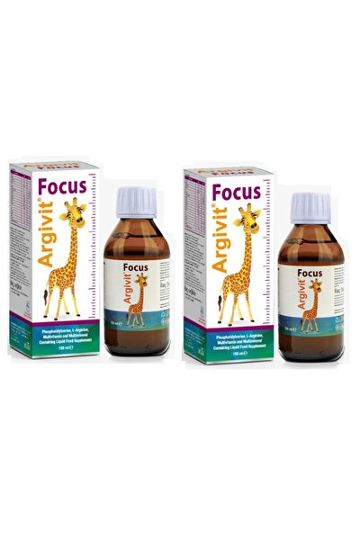 Focus Şurup 150 ml X 2