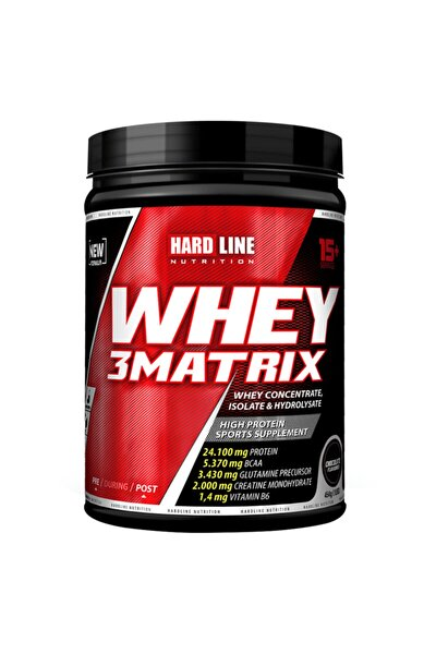 Whey 3 Matrix 454 gr - Çikolata
