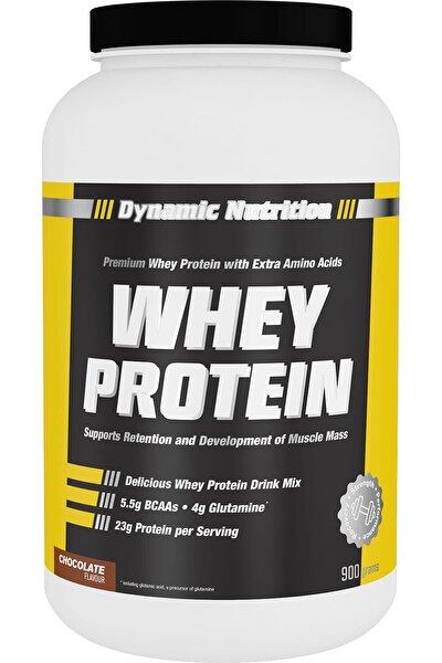 Dynamic Whey Protein Tozu 900 Gr (çikolata Aromalı)
