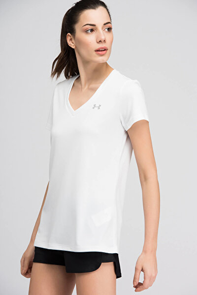 Kadın Spor T-Shirt - Tech SSV - Solid - 1255839-100