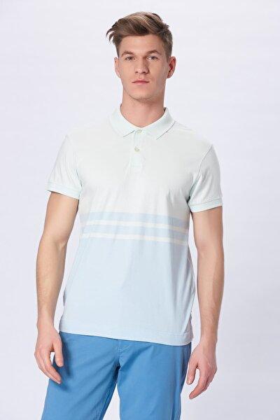 Erkek Jersey SS Polo Yaka T-shirt 73627-0006