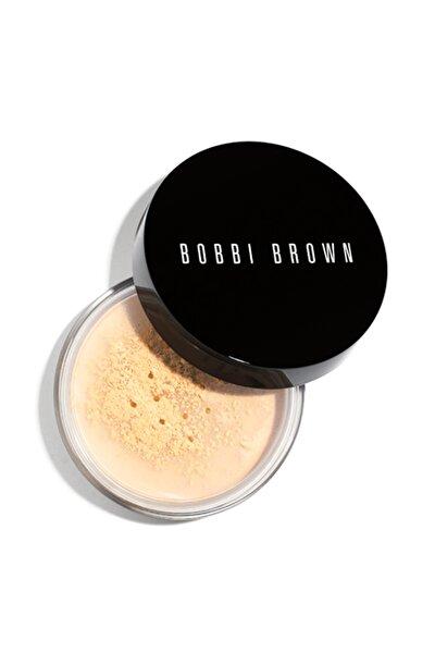 Pudra - Sheer Finish Loose Powder Basic Brown 6 g 716170101385