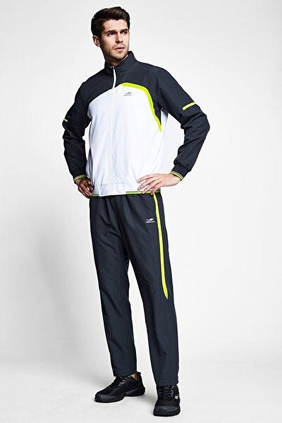 Erkek Beyaz Eşofman Takımı 21b-1027