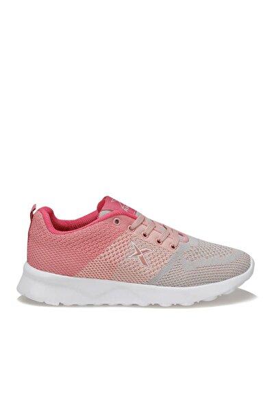 Fluse Gri Pembe Kadın Sneaker Ayakkabı 100381286