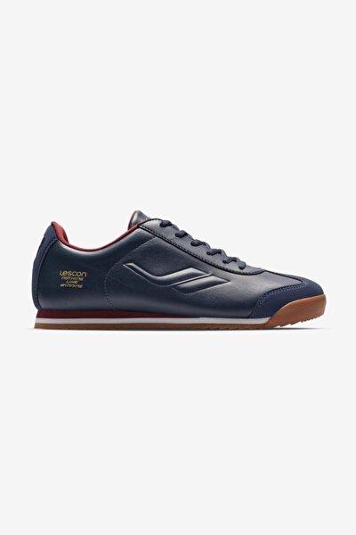 Erkek Lacivert Sneaker Ayakkabı L-6529